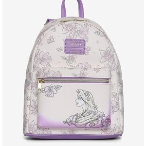 SOLD LOUNGEFLY DISNEY PRINCESS AURORA BACKPACK